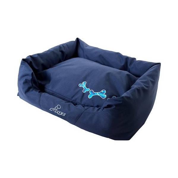 Rogz Spice Pod Navy Zen, zen plavi krevet za pse