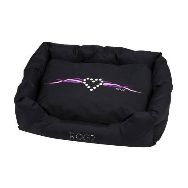 Rogz Spice Pod Purple Chrome, ljubičasti krevet za pse