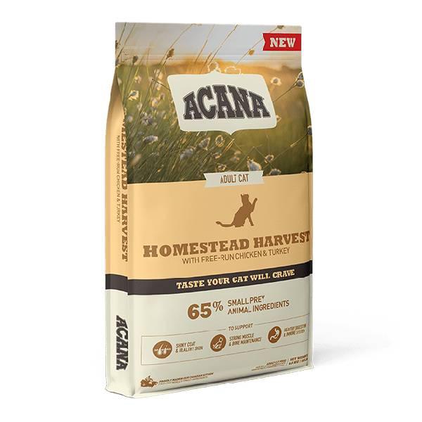 Acana Cat Homestead Harvest hrana za mačke, piletina i ćuretina
