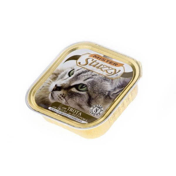 Mister Stuzzy Cat pastrmka