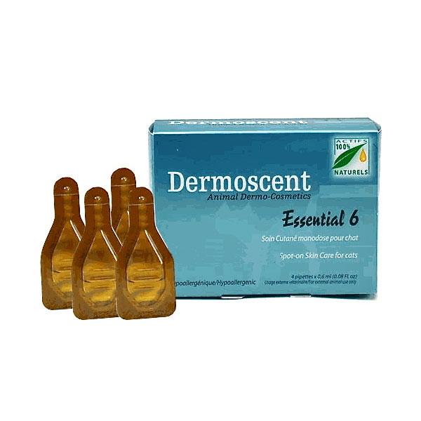 Dermoscent Essential 6 spot-on za macke