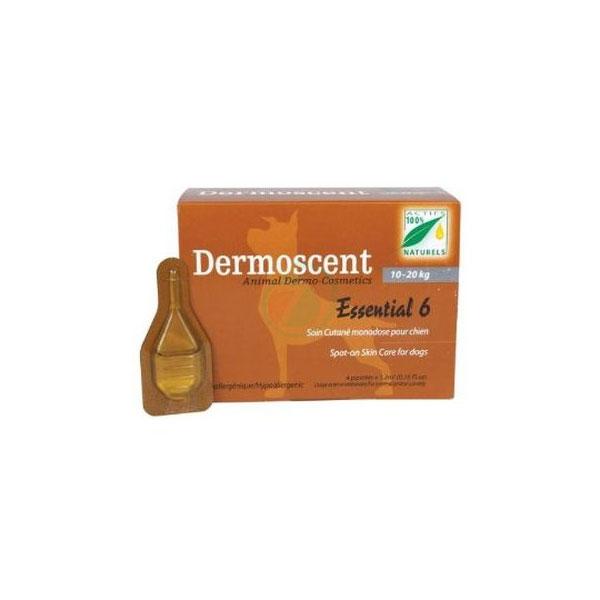 Dermoscent Essential 6 spot-on za pse od 10-20kg